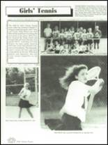 1992 Boiling Springs High School Yearbook Page 156 & 157