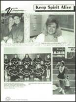 1992 Boiling Springs High School Yearbook Page 164 & 165