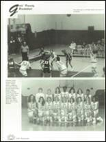1992 Boiling Springs High School Yearbook Page 170 & 171