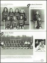 1992 Boiling Springs High School Yearbook Page 196 & 197