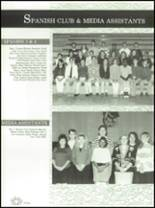 1992 Boiling Springs High School Yearbook Page 218 & 219