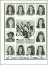 1992 Boiling Springs High School Yearbook Page 222 & 223