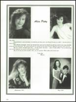 1992 Boiling Springs High School Yearbook Page 224 & 225