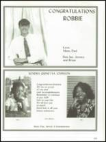 1992 Boiling Springs High School Yearbook Page 238 & 239
