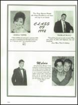 1992 Boiling Springs High School Yearbook Page 248 & 249