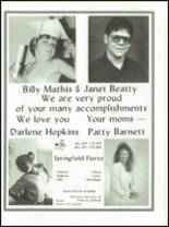 1992 Boiling Springs High School Yearbook Page 260 & 261