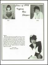 1992 Boiling Springs High School Yearbook Page 270 & 271