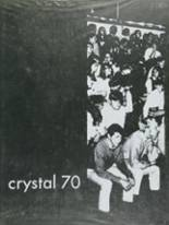1970 Yearbook Earl L. Vandermeulen High School