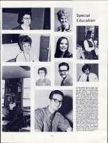 1973 Eisenhower High School Yearbook Page 56 & 57