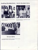 1973 Eisenhower High School Yearbook Page 152 & 153