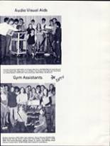 1973 Eisenhower High School Yearbook Page 154 & 155