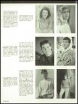 1989 Goldendale High School Yearbook Page 10 & 11