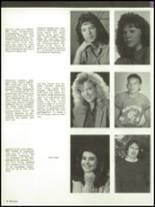 1989 Goldendale High School Yearbook Page 12 & 13