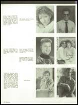 1989 Goldendale High School Yearbook Page 14 & 15