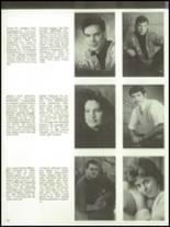 1989 Goldendale High School Yearbook Page 16 & 17