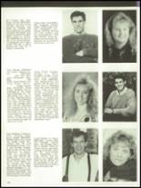 1989 Goldendale High School Yearbook Page 18 & 19
