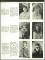 1989 Goldendale High School Yearbook Page 20 & 21