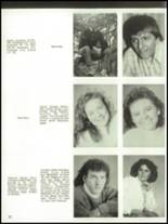1989 Goldendale High School Yearbook Page 24 & 25