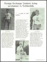 1989 Goldendale High School Yearbook Page 34 & 35