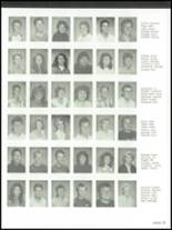 1989 Goldendale High School Yearbook Page 42 & 43
