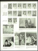 1989 Goldendale High School Yearbook Page 44 & 45