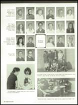 1989 Goldendale High School Yearbook Page 48 & 49