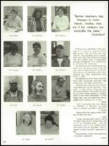 1989 Goldendale High School Yearbook Page 56 & 57