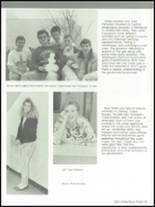 1989 Goldendale High School Yearbook Page 62 & 63
