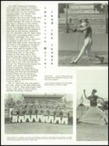 1989 Goldendale High School Yearbook Page 88 & 89