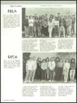 1989 Goldendale High School Yearbook Page 102 & 103