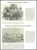 1989 Goldendale High School Yearbook Page 106 & 107