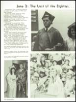 1989 Goldendale High School Yearbook Page 110 & 111
