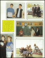 1990 China Spring High School Yearbook Page 10 & 11