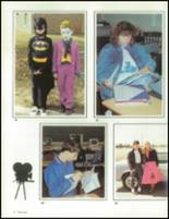 1990 China Spring High School Yearbook Page 12 & 13