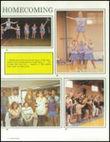 1990 China Spring High School Yearbook Page 14 & 15