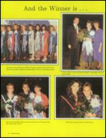 1990 China Spring High School Yearbook Page 18 & 19