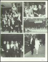 1990 China Spring High School Yearbook Page 24 & 25