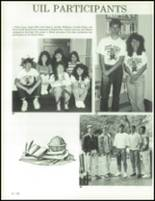 1990 China Spring High School Yearbook Page 28 & 29