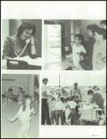 1990 China Spring High School Yearbook Page 32 & 33