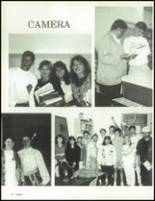1990 China Spring High School Yearbook Page 34 & 35