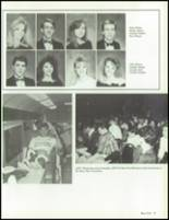 1990 China Spring High School Yearbook Page 40 & 41