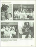 1990 China Spring High School Yearbook Page 44 & 45