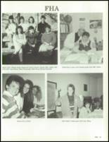 1990 China Spring High School Yearbook Page 46 & 47