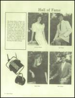 1990 China Spring High School Yearbook Page 58 & 59