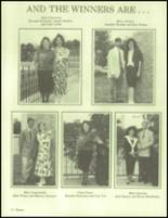 1990 China Spring High School Yearbook Page 60 & 61