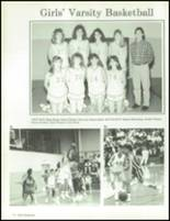 1990 China Spring High School Yearbook Page 74 & 75