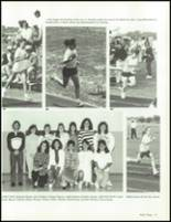 1990 China Spring High School Yearbook Page 80 & 81