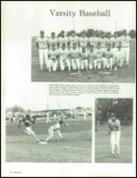 1990 China Spring High School Yearbook Page 86 & 87