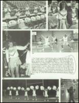 1990 China Spring High School Yearbook Page 90 & 91