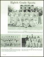 1990 China Spring High School Yearbook Page 92 & 93